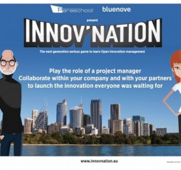 Innov'Nation: Serious Game de gestion de l'innovation